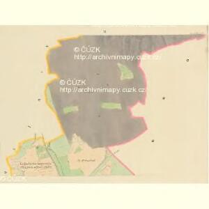 Lowtschitz - c4266-1-002 - Kaiserpflichtexemplar der Landkarten des stabilen Katasters