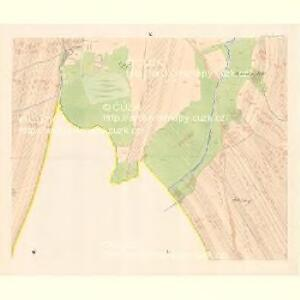 Ungarisch Brod (Uherski Brod) - m3197-1-010 - Kaiserpflichtexemplar der Landkarten des stabilen Katasters