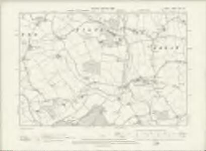 Essex XXIII.NE - OS Six-Inch Map