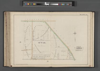 Rochester, Double Page Plate No. 34 [Map bounded by Norton St., Waring Rd., Clifford St.] / compiled from official records, private plans & actual surveys under the direction of E. Robinson.