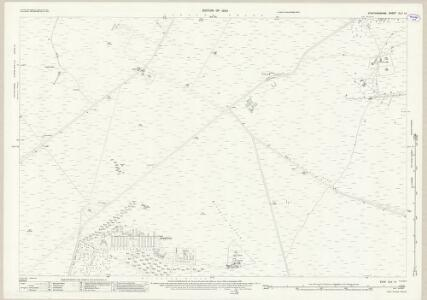 Staffordshire XLV.14 (includes: Brindley Heath; Brocton) - 25 Inch Map