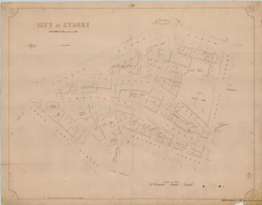 City of Sydney, Sections 85,86, (part) 87 & 88, 1895