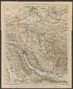 Archäologische Karte des Kantons Zürich