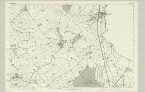 Buckinghamshire XXII - OS Six-Inch Map