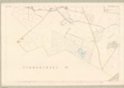 Dumfries, Sheet LXII.3 (Annan) - OS 25 Inch map