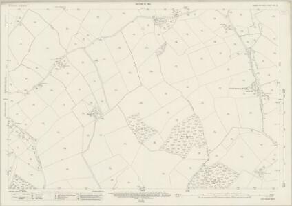 Essex (New Series 1913-) n XV.5 (includes: Finchingfield; Great Sampford; Little Sampford) - 25 Inch Map