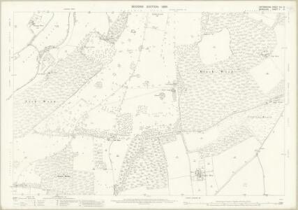 Oxfordshire XLV.8 (includes: Clifton Hampden; Culham; Nuneham Courtenay; Radley; Toot Baldon) - 25 Inch Map