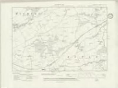 Hampshire & Isle of Wight XLII.NE - OS Six-Inch Map