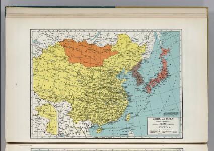 China and Japan.