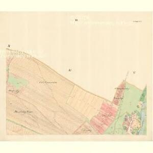 Teinitz (Tinec) - m3185-1-002 - Kaiserpflichtexemplar der Landkarten des stabilen Katasters