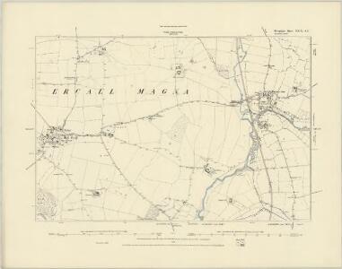 Shropshire XXIX.SW - OS Six-Inch Map