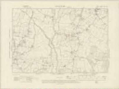 Kent LXII.NW - OS Six-Inch Map